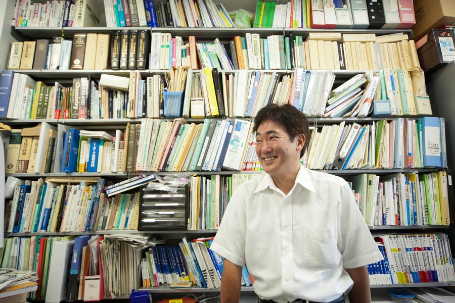 田中 宏光准教授