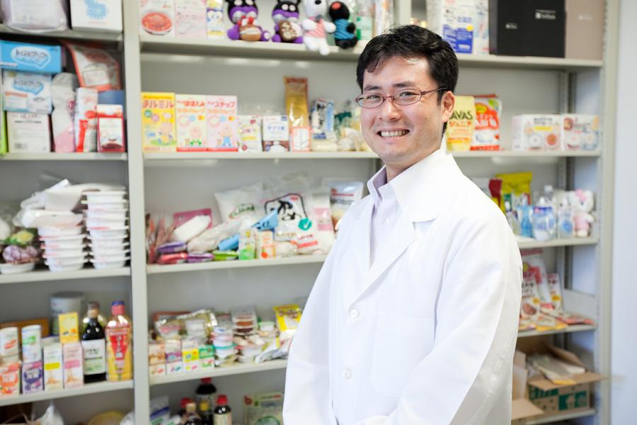 林 俊介准教授