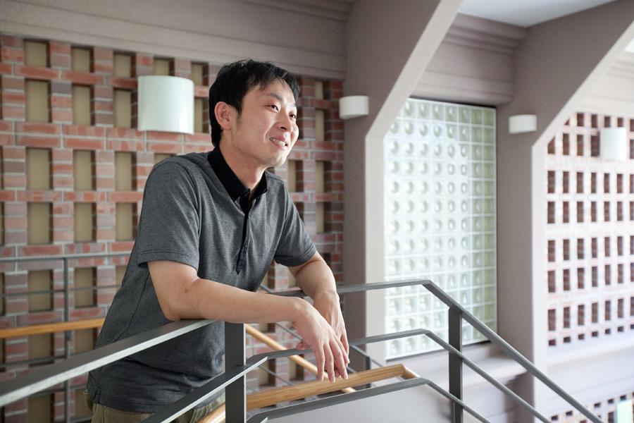 藤井 俊輔助教