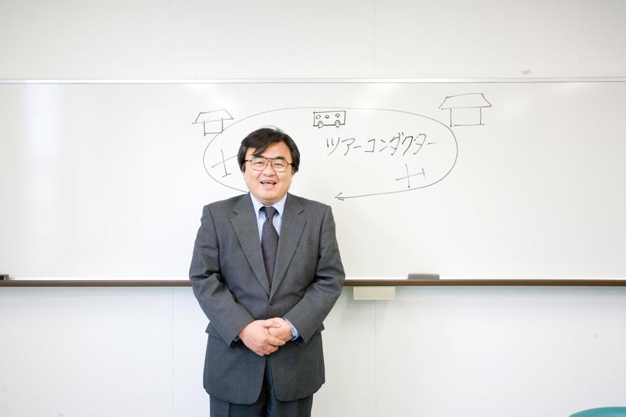 海老澤 昭郎准教授