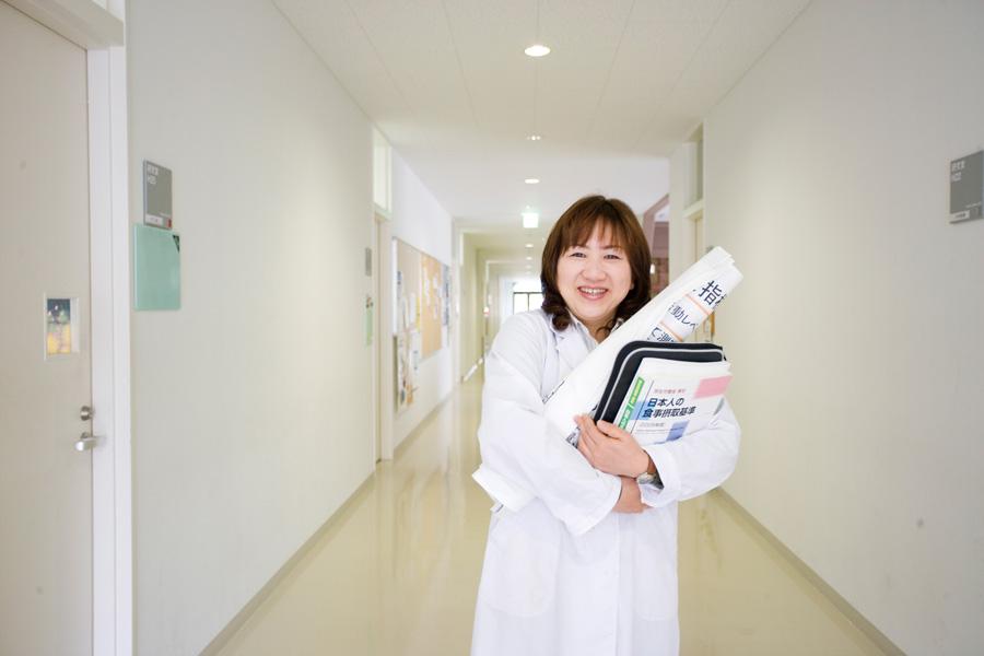 岡本 美紀教授