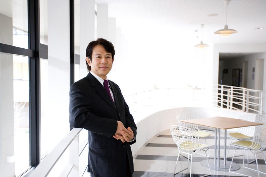 坂本 雅俊教授