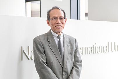 橋本 健夫教授